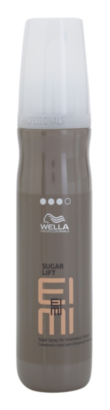 Wella Professionals Eimi Sugar Lift cukros spray dús és fényes hajért