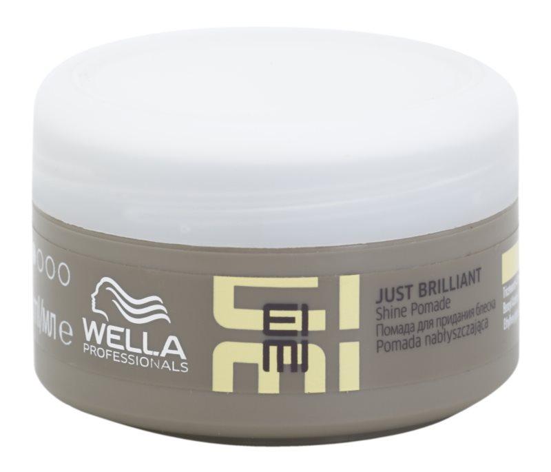 Wella Professionals Eimi Just Brilliant die Pomade für glänzendes und geschmeidiges Haar