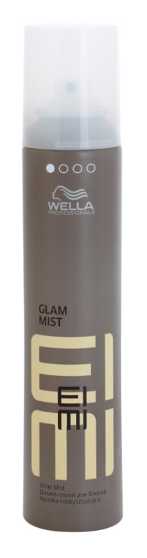 Wella Professionals Eimi Glam Mist sprej na vlasy pre lesk