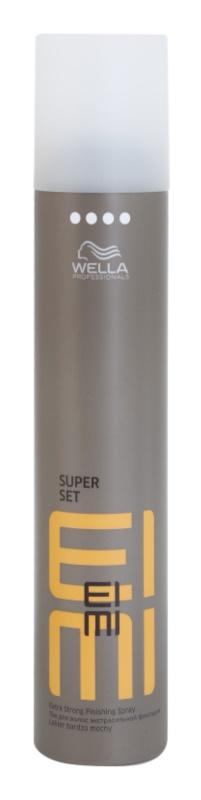 Wella Professionals Eimi Super Set lacca per capelli fissante extra forte