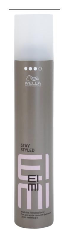Wella Professionals Eimi Stay Styled fixačný sprej na vlasy