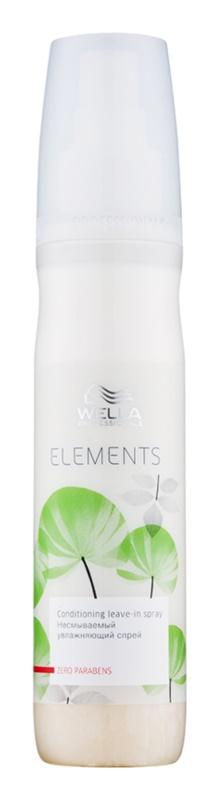 Wella Professionals Elements bezoplachová vlasová péče ve spreji