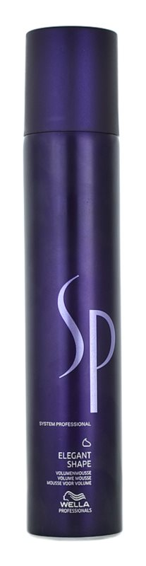 Wella Professionals SP Elegant Shape pěna na vlasy pro objem