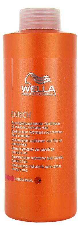 Wella Professionals Enrich kondicionér pro normální vlasy