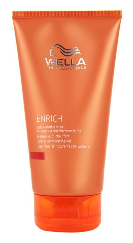 Wella Professionals Enrich maska pro suché vlasy