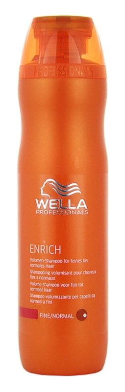 Wella Professionals Enrich šampon pro objem