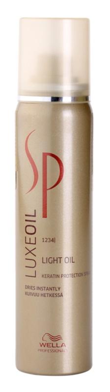Wella Professionals SP Luxeoil ľahký olejový keratínový sprej