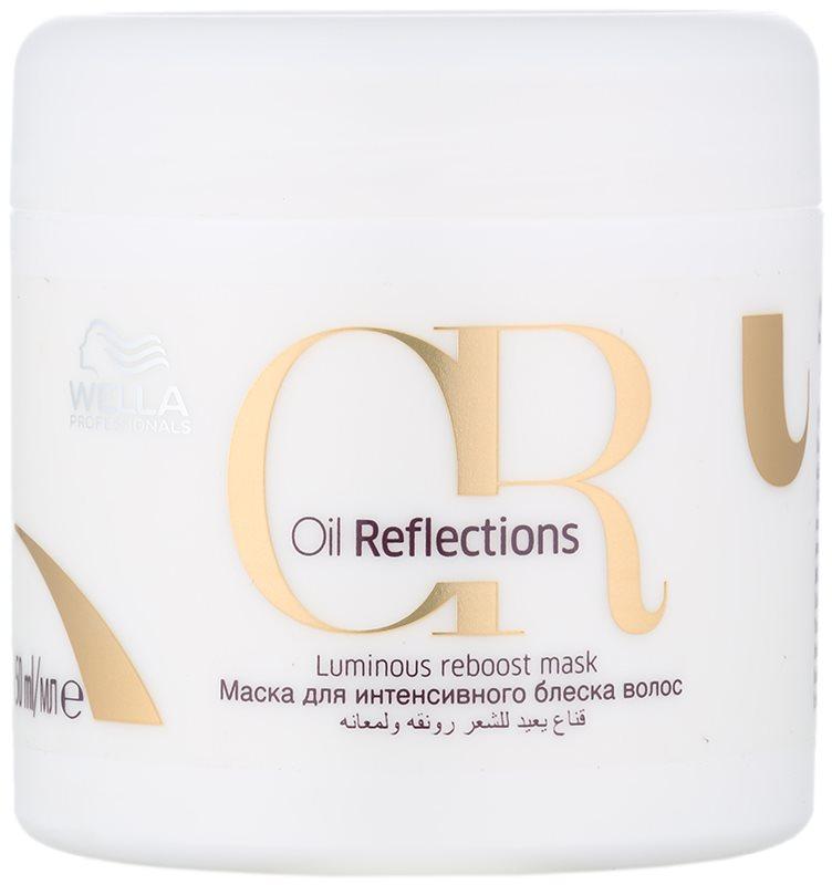 Wella Professionals Oil Reflections vyživujúca maska pre hladké a žiarivé vlasy