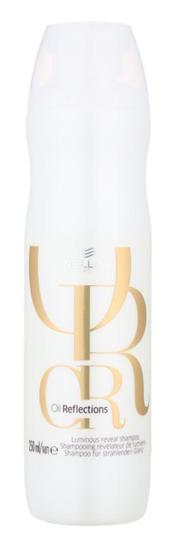 Wella Professionals Oil Reflections легкий зволожуючий шампунь для блиску та шовковистості волосся