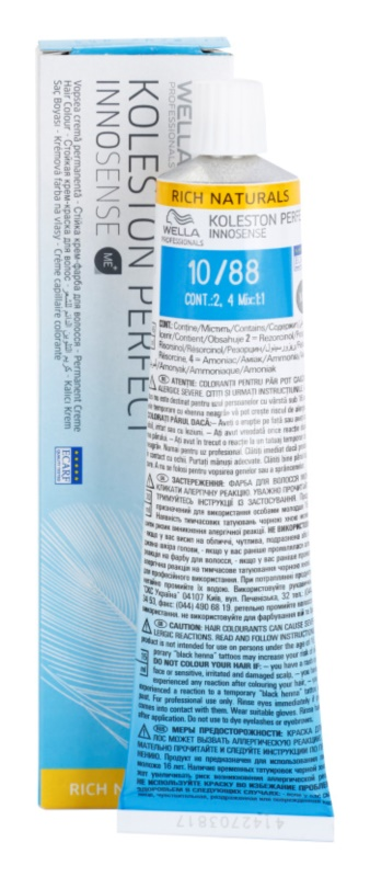 Wella Professionals Koleston Perfect Innosense Rich Naturals farba na vlasy