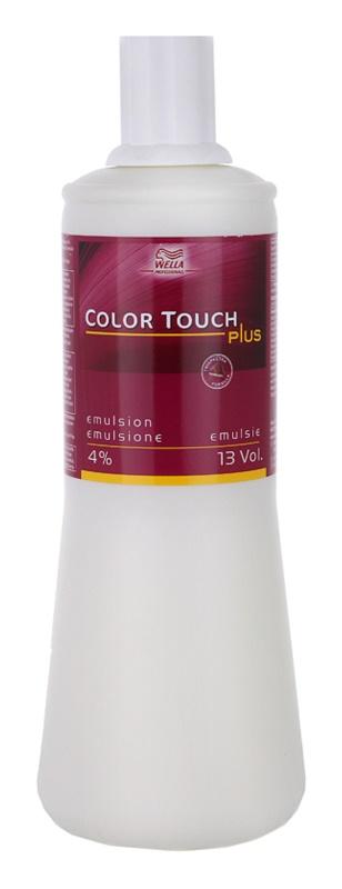 Wella Professionals Color Touch Plus színelőhívó emulzió