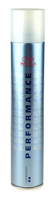 Wella Professionals Performance lak za lase ekstra močno utrjevanje
