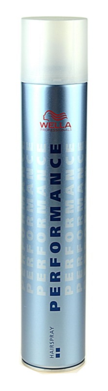 Wella Professionals Performance лак за коса екстра силна фиксация