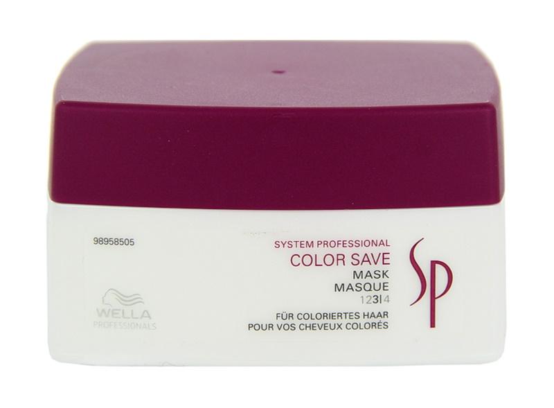 Wella Professionals SP Color Save maska pro barvené vlasy