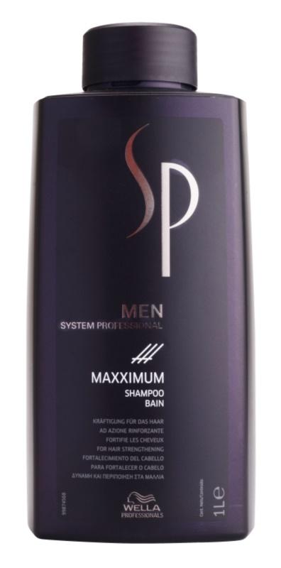Wella Professionals SP Men šampon za okrepitev las za moške
