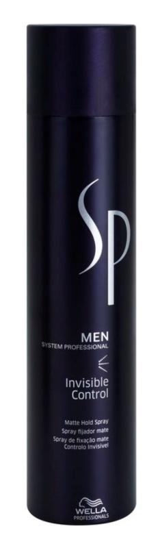 Wella Professionals SP Men laca de cabelo para aspeto mate