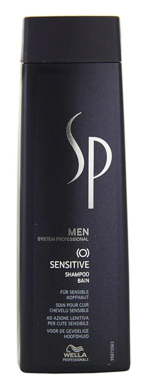 Wella Professionals SP Men šampon pro citlivou pokožku hlavy