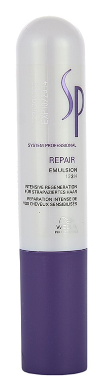 Wella Professionals SP Repair emulsie pentru par degradat sau tratat chimic