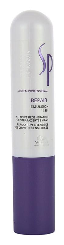 Wella Professionals SP Repair emulzia pre poškodené, chemicky ošetrené vlasy