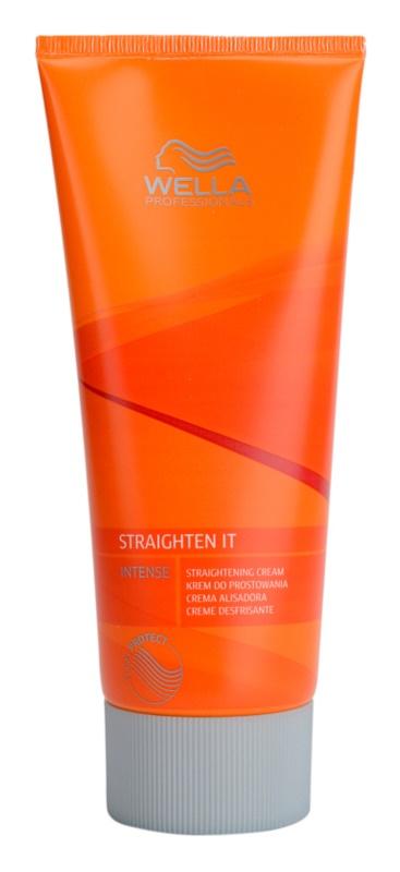 Wella Professionals Streighten It permanentný narovnávač pre normálne a odolné vlasy