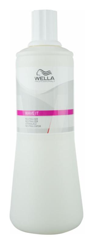 Wella Professionals Wave It neutralizér pro trvalou ondulaci