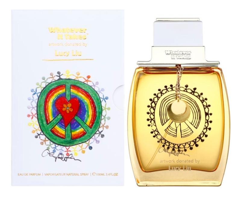 Whatever It Takes Lucy Liu eau de parfum per donna 100 ml