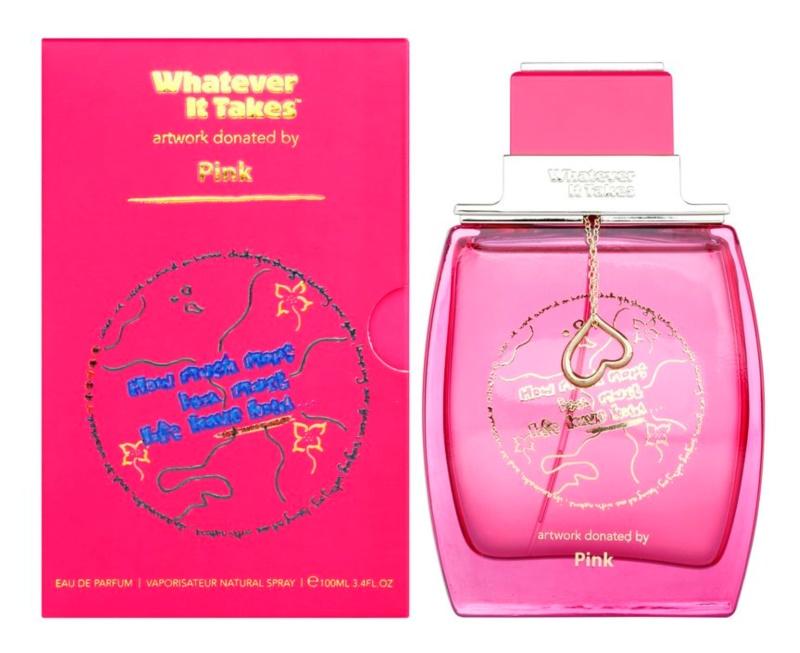 Whatever It Takes Pink eau de parfum pour femme 100 ml