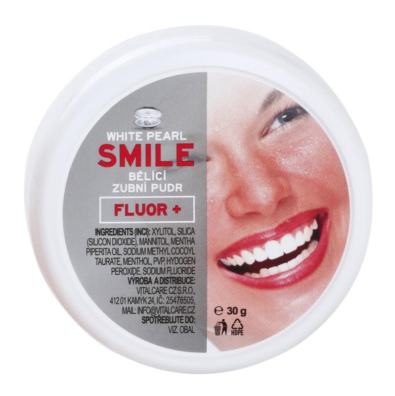 White Pearl Smile puder za izbjeljivanje zuba