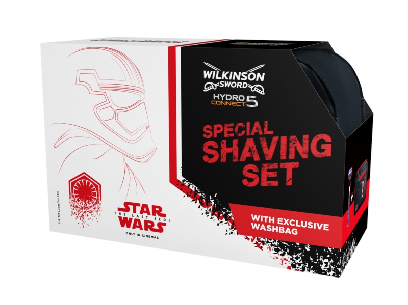 Wilkinson Sword Hydro Connect 5 Kosmetik-Set  II.