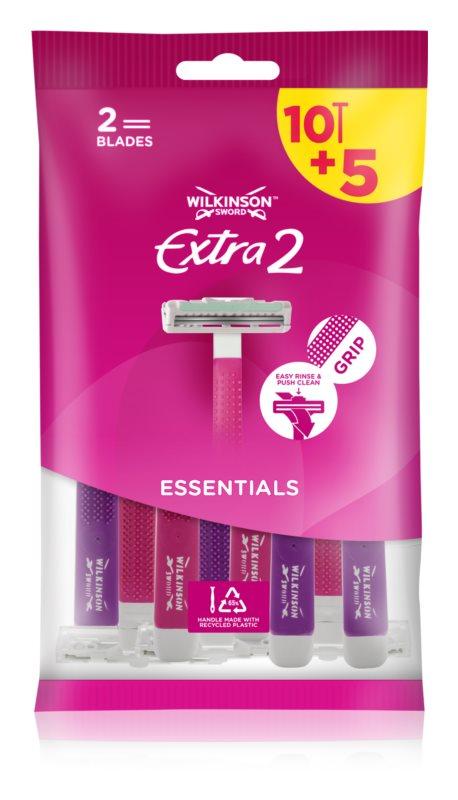 Wilkinson Sword Extra 2  Beauty jednorazový holiaci strojček pre ženy