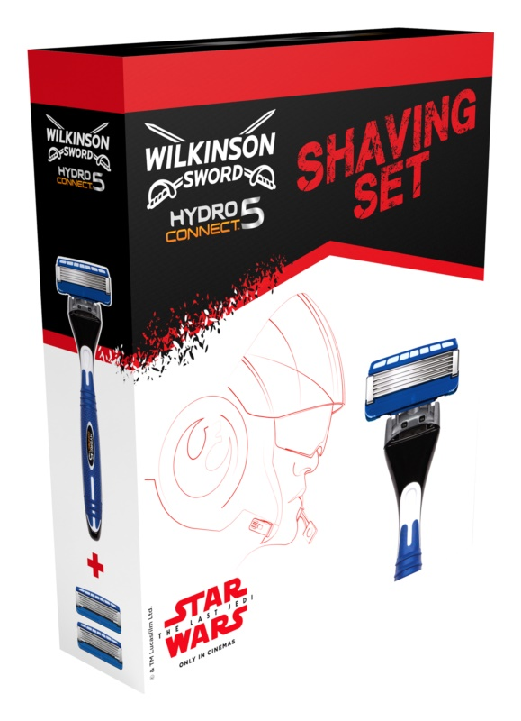 Wilkinson Sword Hydro Connect 5 Cosmetic Set I.