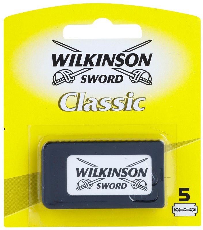 Wilkinson Sword Classic Vervangende Scheermesjes  5st.