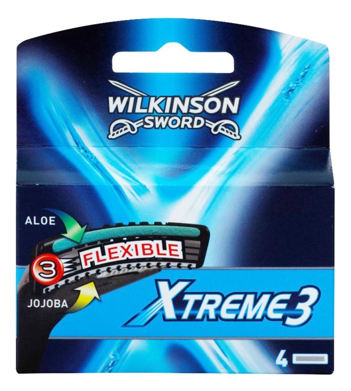 Wilkinson Sword Xtreme 3 recambios de cuchillas 4 uds