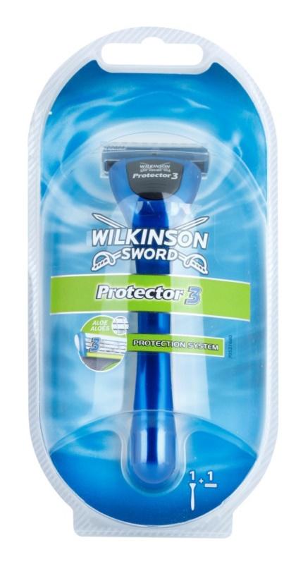 Wilkinson Sword Protector 3 maquinilla de afeitar
