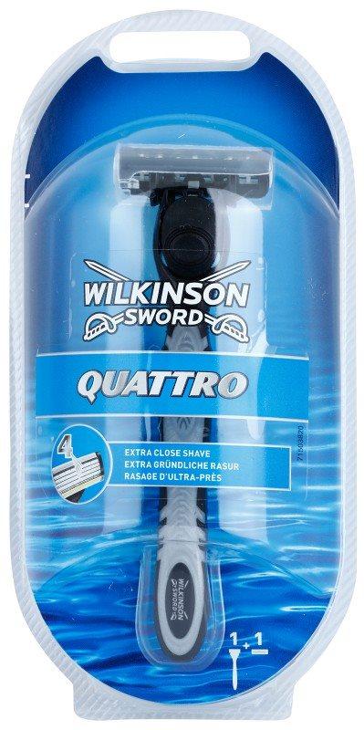 Wilkinson Sword Quattro borotva