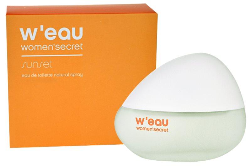 Women'secret W'eau Sunset Eau de Toilette para mulheres 100 ml