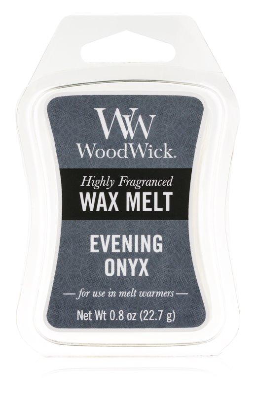 Woodwick Evening Onyx Wax Melt 22,7 g