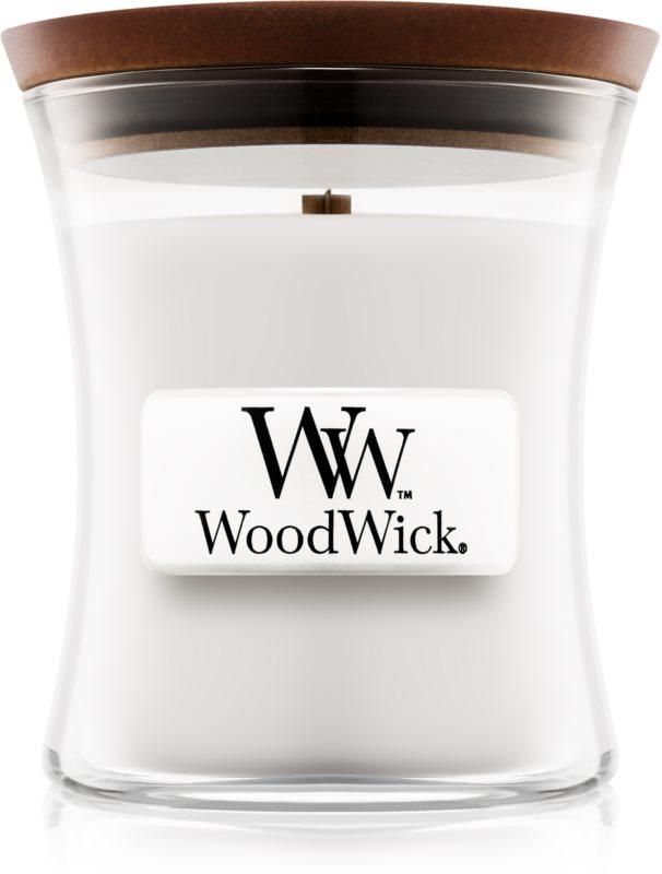 Woodwick Magnolia vonná sviečka 85 g malá