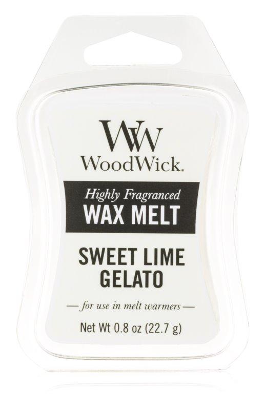 Woodwick Sweet Lime Gelato Wax Melt 22,7 g