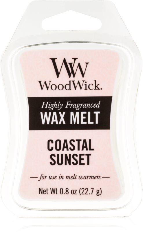 Woodwick Coastal Sunset восък за арома-лампа  22,7 гр.
