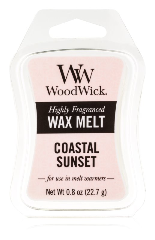Woodwick Coastal Sunset Wax Melt 22,7 g