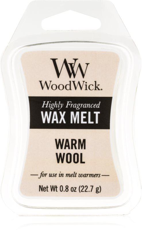Woodwick Warm Wool ceară pentru aromatizator 22,7 g