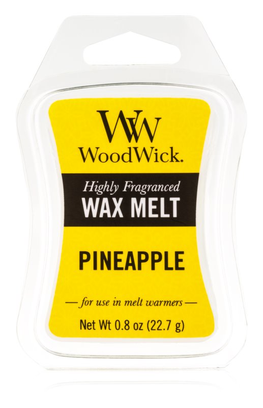Woodwick Pineapple vosk do aromalampy 22,7 g