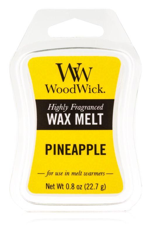 Woodwick Pineapple wosk zapachowy 22,7 g