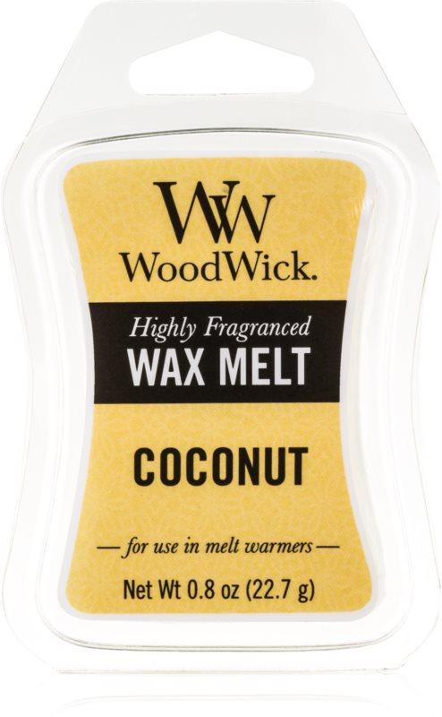 Woodwick Coconut tartelette en cire 22,7 g