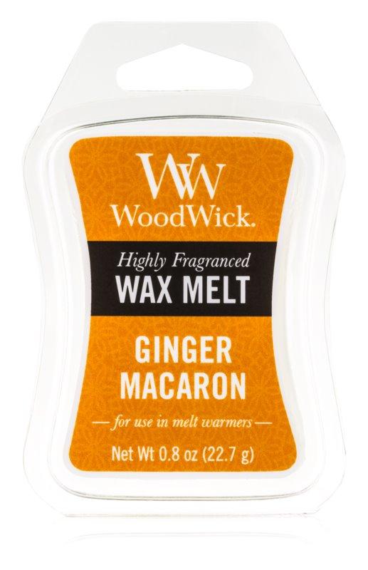Woodwick Ginger Macaron vosk do aromalampy 22,7 g