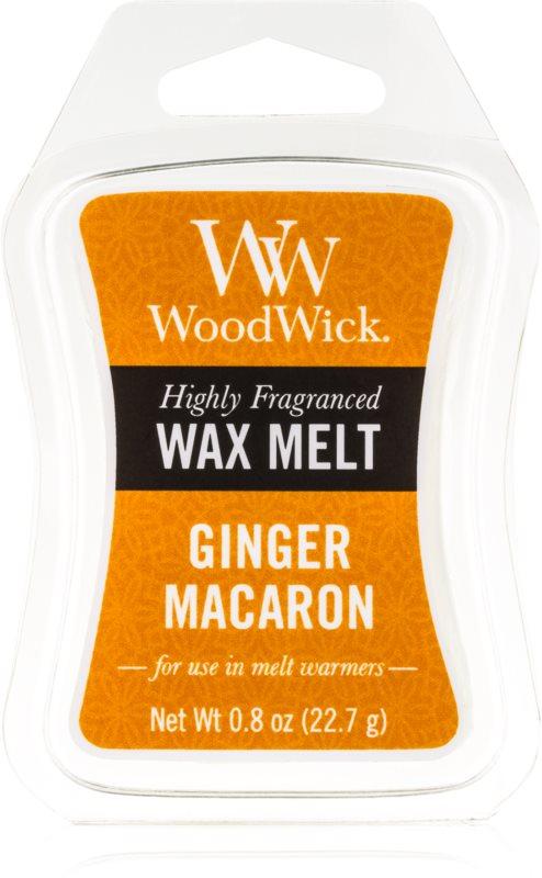 Woodwick Ginger Macaron Wax Melt 22,7 g