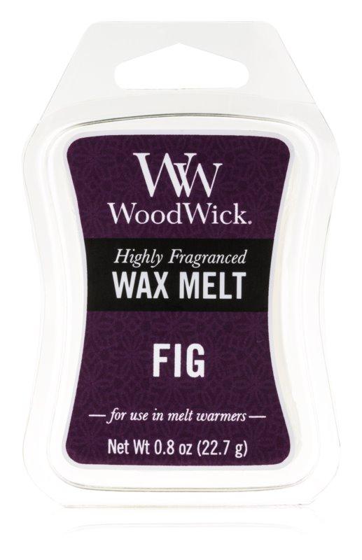 Woodwick Fig восък за арома-лампа  22,7 гр.