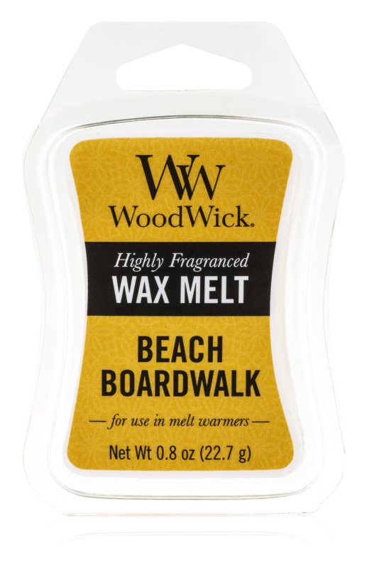 Woodwick Beach Boardwalk Wax Melt 22,7 g