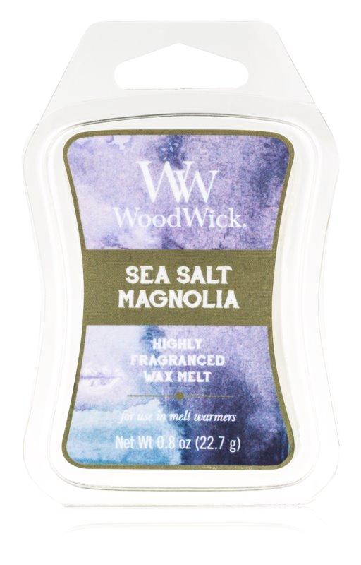 Woodwick Sea Salt Magnolia ceară pentru aromatizator 22,7 g Artisan